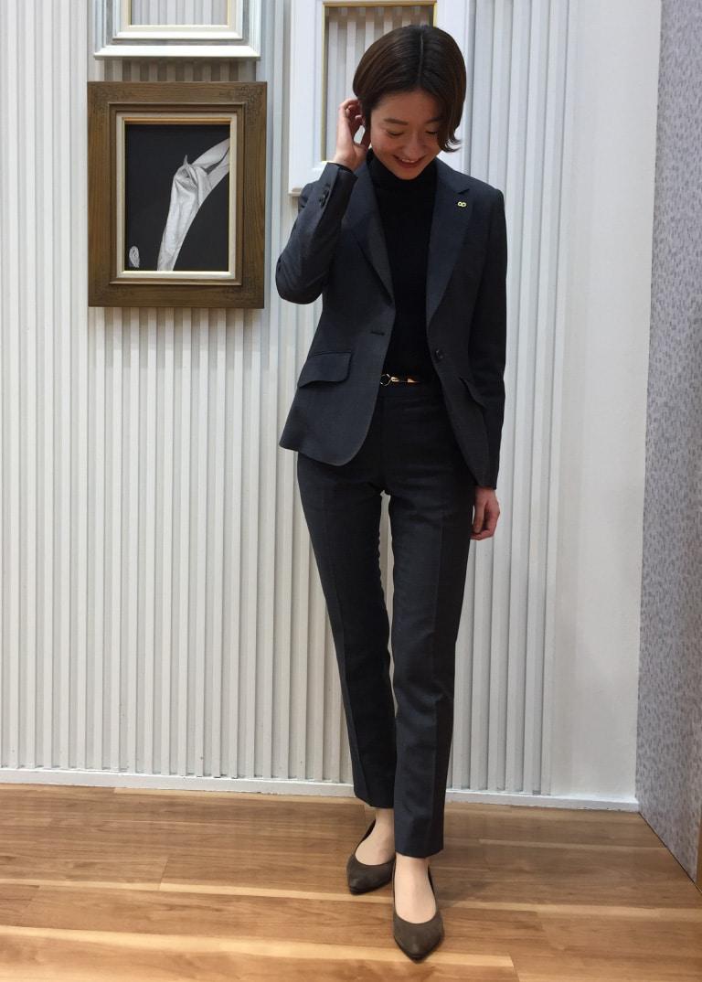 洋服 の 青山 オーダー スーツ